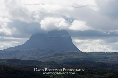 Image - Suilven, Assynt, Sutherland