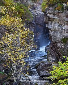 Image - Dog Falls, Glen Affric, Inverness, Highland, Scotland