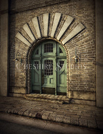 Art Deco Doorway