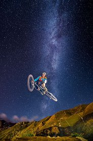 Milky Way jumping with Nick Gowan