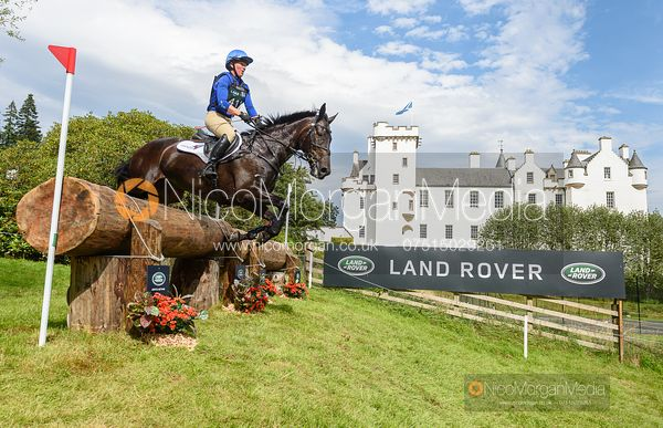 Emilie Chandler and GORTFADDA DIAMOND, Blair Castle International Horse Trials 2019