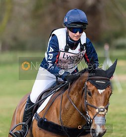 Laura Collett and LONDON 52, Belton Horse Trials 2019