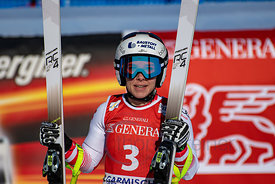 20200209 AUDI FIS SKI WORLD CUP 2019/20 Womans Downhill - Garmisch Partenkirchen