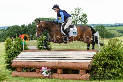 Melissa Townshend and CHAPEAU - Upton House Horse Trials 2019.