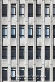 Image - Office block windows, Glasgow, Scotland.