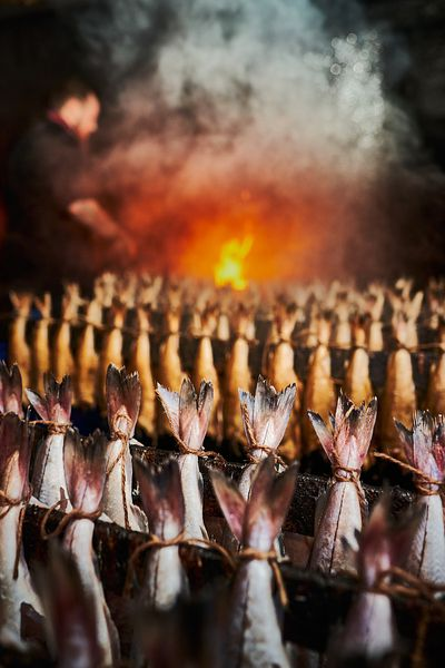 Invest in Angus - Food & Drink Project...Arbroath Smokies, Alex Spink & Sons.