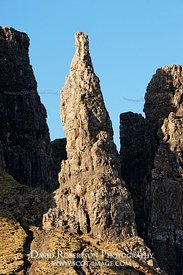 Image - The Needle at the Quirang, Isle of Skye, Scotland