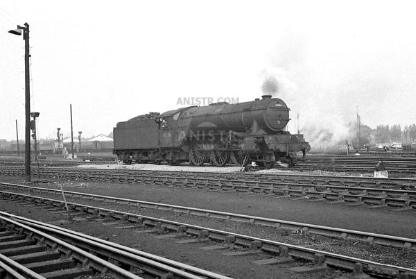 Steam loco V2 60806 York
