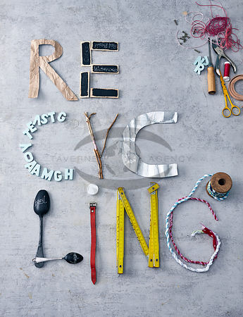 Recycling DIY by Hoersch & Rahtjen