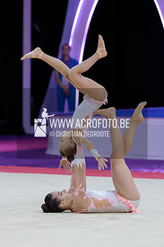 ALLOIAROVA - VOLKOVA (UKR) / 11-16 WP Dynamic.