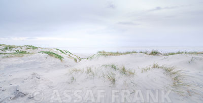 Sand dunes at West Wittering beach