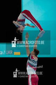 AG 13-19 Men's Pair Ukraine - Dynamic