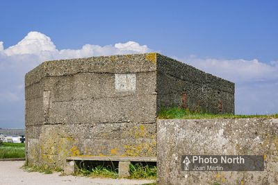 WALNEY ISLAND 40B - Fort Walney Pillbox