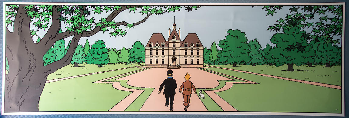 Musee-Tintin-Domaine-Cheverny_Mir-Photo-ADT41_(17)