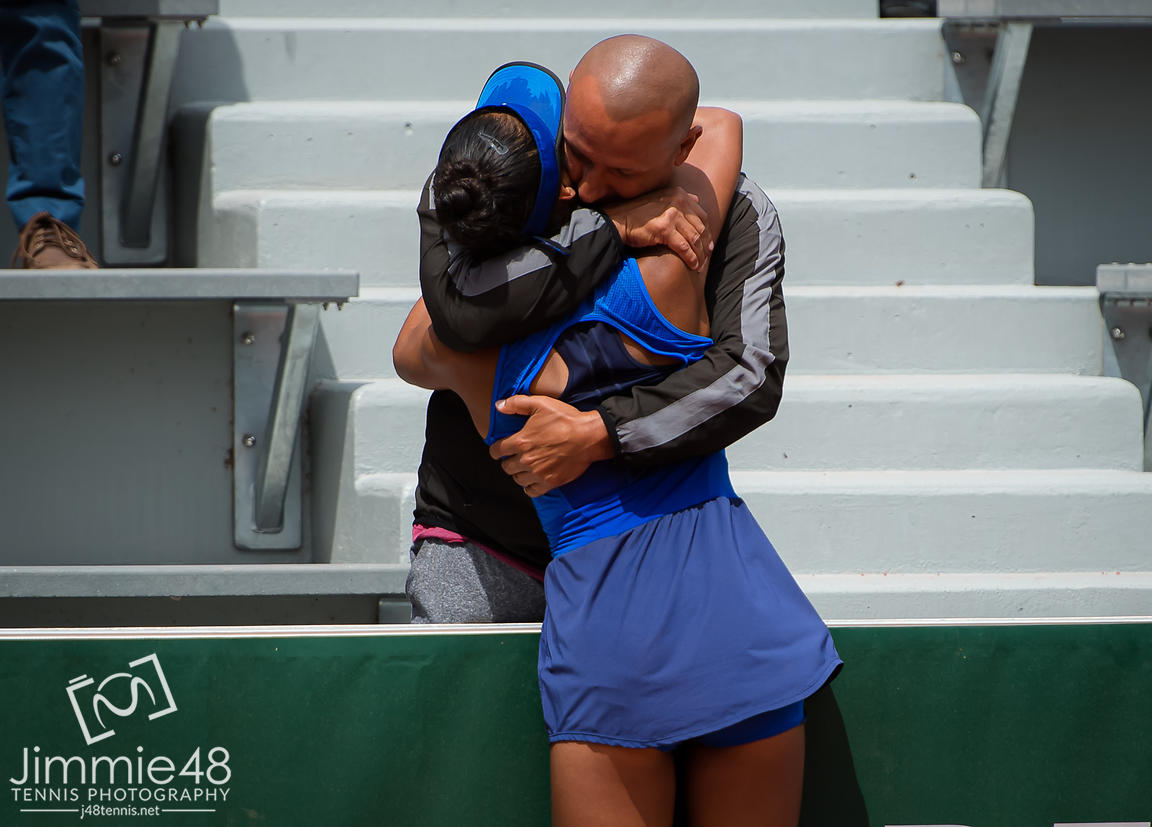 Roland Garros 2019, Tennis, Paris, France - Jun 8