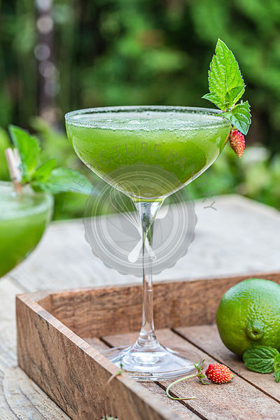 Green margarita