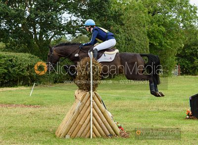 Bella Innes Ker and CARTOWN WALLABE - Aston Le Walls Horse Trials 2019.