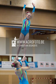 Geukens Maya & Hendrycks Mirthe (B - 11-19 jaar Duo)