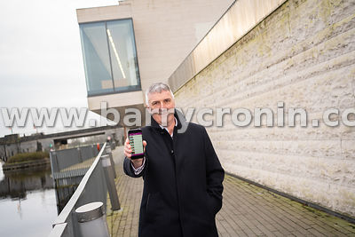 8th January, 2020.Townapps CEO  .Joe Connaughton photographed in Athlone, County Westmeath.Photo:Barry Cronin/www.barrycronin...