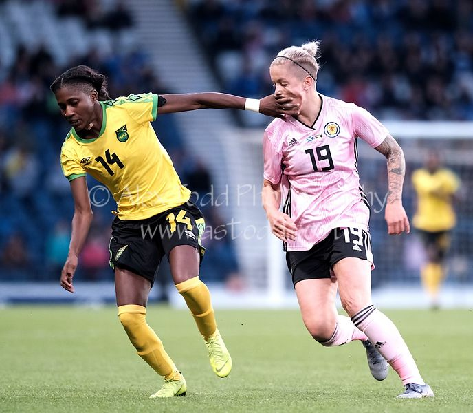Scotland Women v Jamaica Women