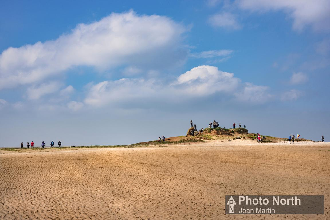 WEST KIRKBY 30B - Little Eye, Hilbre Island