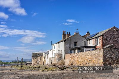 RAVENGLASS 02B - Coastal defences