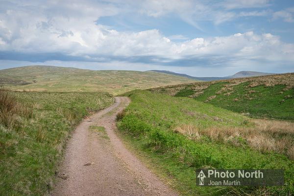 COLD FELL 02A - Bridleway