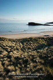 Image - Marram grass, Oldshoremore beach, Sutherland