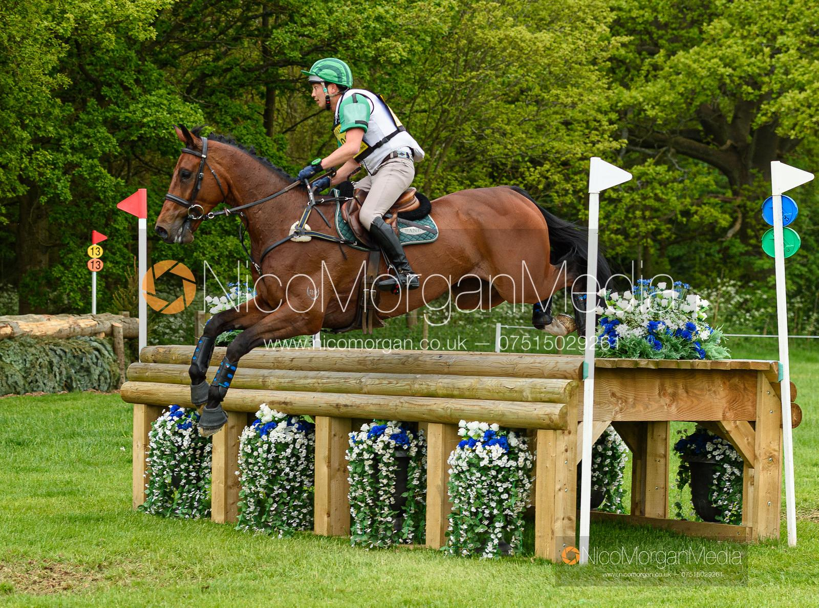 , Fairfax & Favor Rockingham Horse Trials 2019.