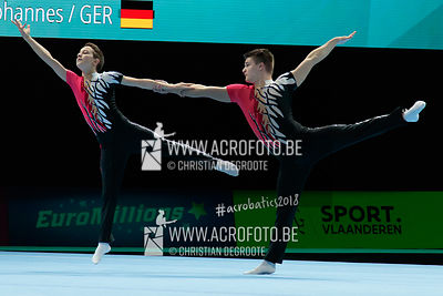 AG 13-19 Men's Pair Germany - Dynamic
