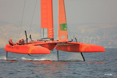 GP Sail-Marseille-2019