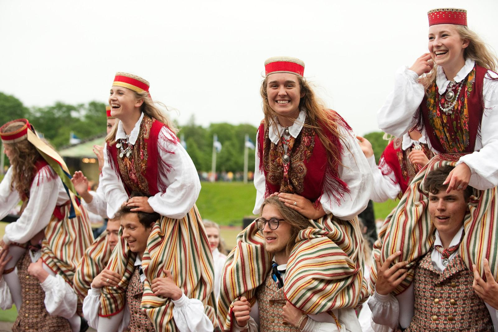 Youth Song and Dance Celebration, Tallinn, Estonia