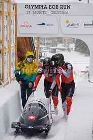 IBSF Junior World Championships Bobsleigh 2Men