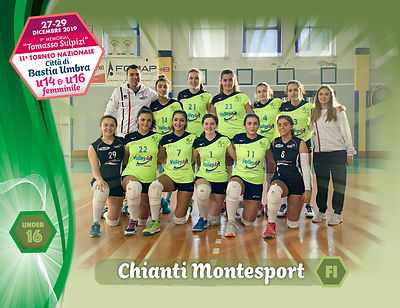 28 dicembre 2019. Foto: per VolleyFoto.it [riferimento file: 2019-12-28/U16-ChiantiMontesportFI]