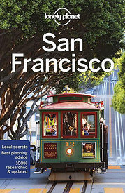 Lonely Planet cover San Francisco USA 2020