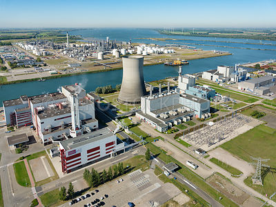 Port of Moerdijk, waste-to-energy plant of Attero and the Essent Combined Heat and Power Plant and CCGT Moerdijk II  | 306185