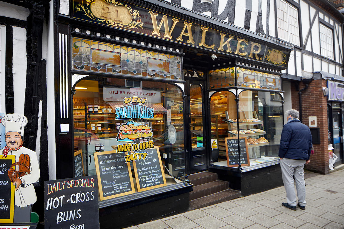 Walker's Bakery and Tea Room
