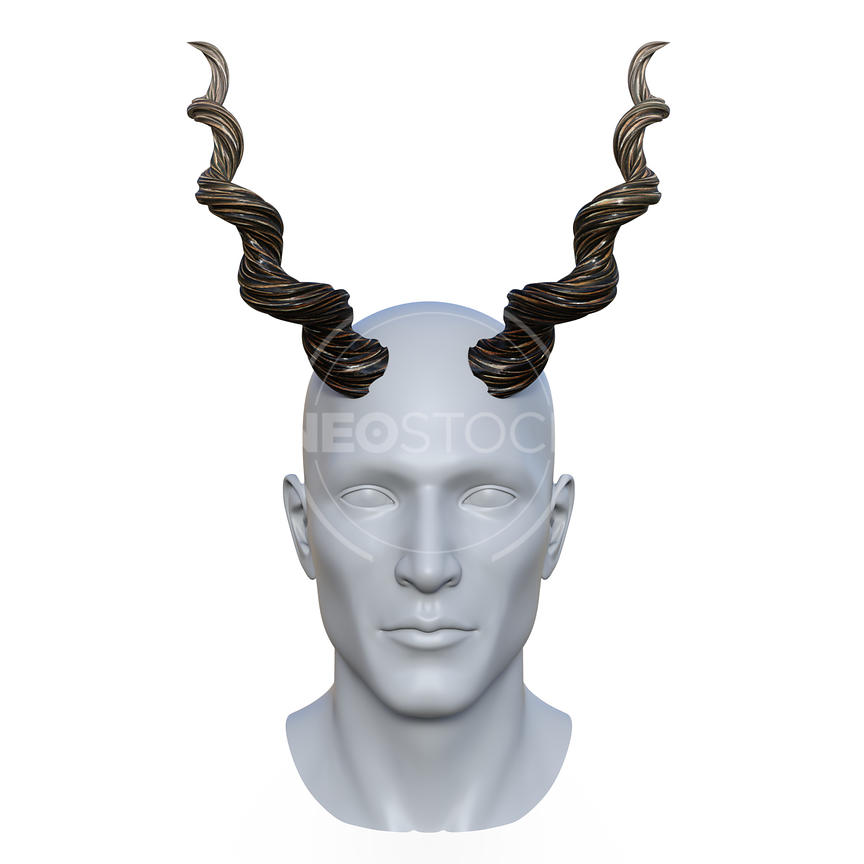 Uni_Twisted_Horns_-_Front