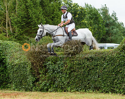 Andrew Nicholson and AS IS - Aston Le Walls Horse Trials 2019.