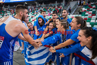 National Team of Greece