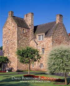 Image - Mary Queen of Scots House, Jedburgh, Borders