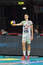 Sir Safety Conad Perugia vs Itas Trentino, 6ª giornata, girone di ritorno regular season, Superlega Credem Banca, Campionato ...