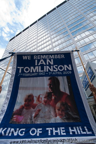 No charges for Tomlinson killers. Scotland Yard July 22, 2010
