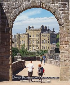 Image - Culzean Castle and visitors, South Ayrshire, Scotland