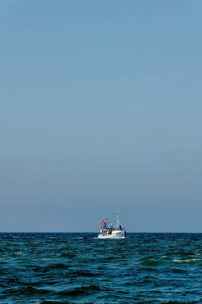 Fishing boats, Thorup Strand 5