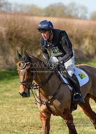 Oliver Townend and COOLEY MASTER CLASS. Oasby (1) Horse Trials 2020