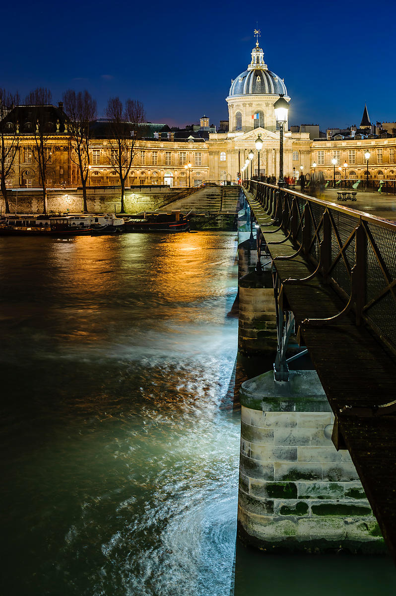 Paris, le Pont des Arts
