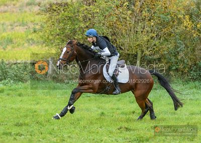 Archie Smith-Maxwell and GLOBAL WINNINGMOOD - Oasby (2) Horse Trials 2020