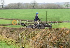 The Belvoir Hunt at Scalford 9/12