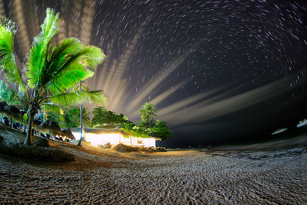 Explosion of Light in Punta Cana